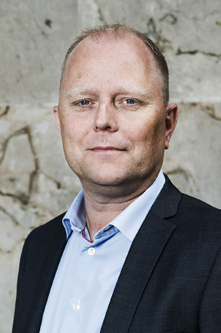 Mads Andersen, Board Member of Innovation Fund Denmark