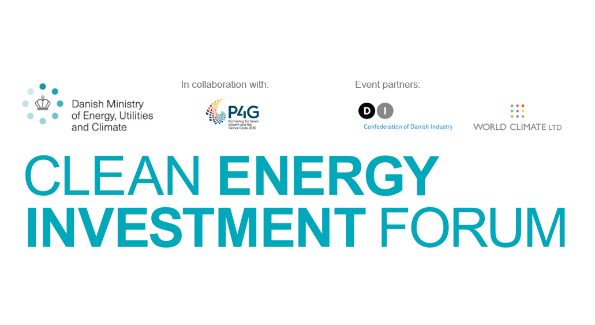 Clean energy investment forum