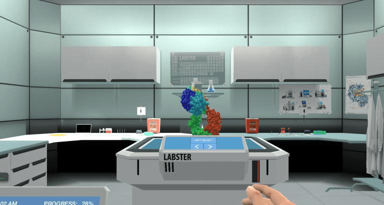 aae9e4495e6d Investorerne flokkes om virtuelle Labster